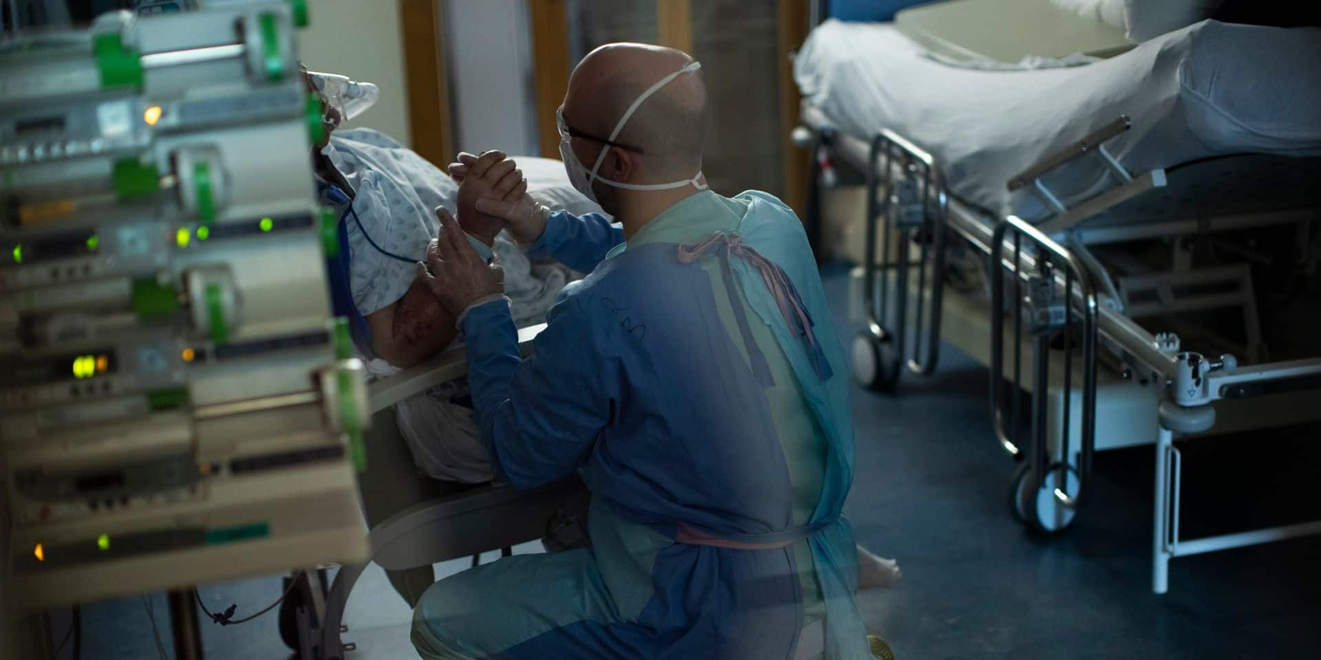Coronavirus en Belgique : les hospitalisations et contaminations diminuent encore, 330 patients en soins intensifs