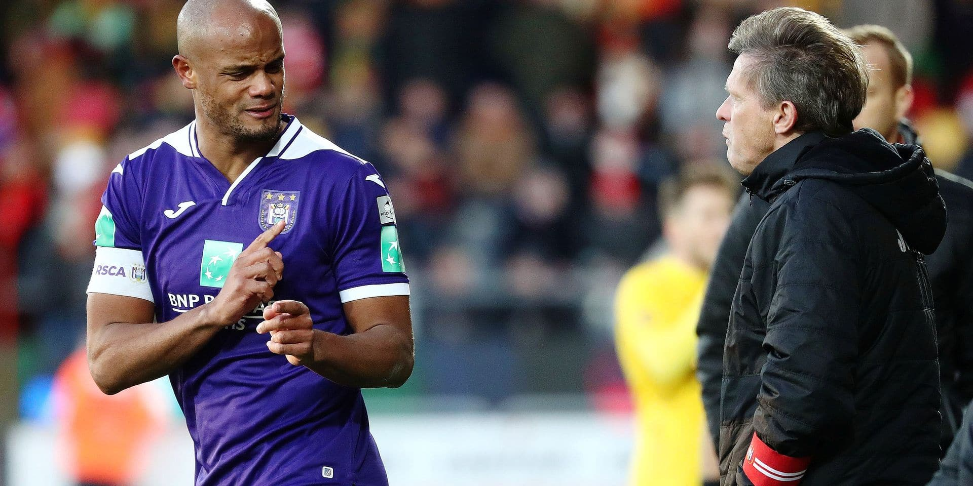 Anderlecht et le Standard font grise mine