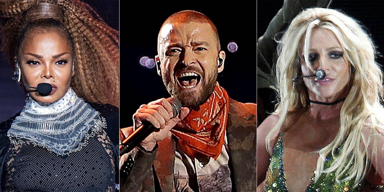 Justin Timberlake s'excuse d'avoir ruiné les carrières de Britney Spears et de Janet Jackson - lalibre.be