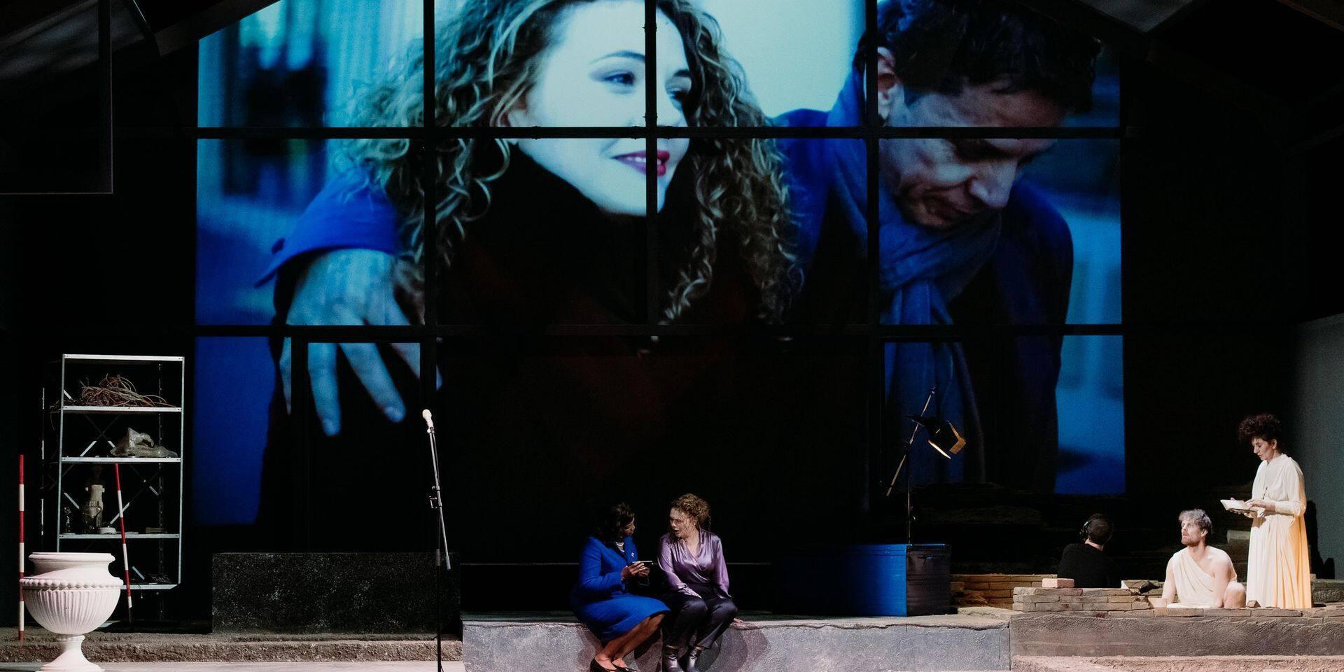 Réveil prudent à l'Opéra flamand