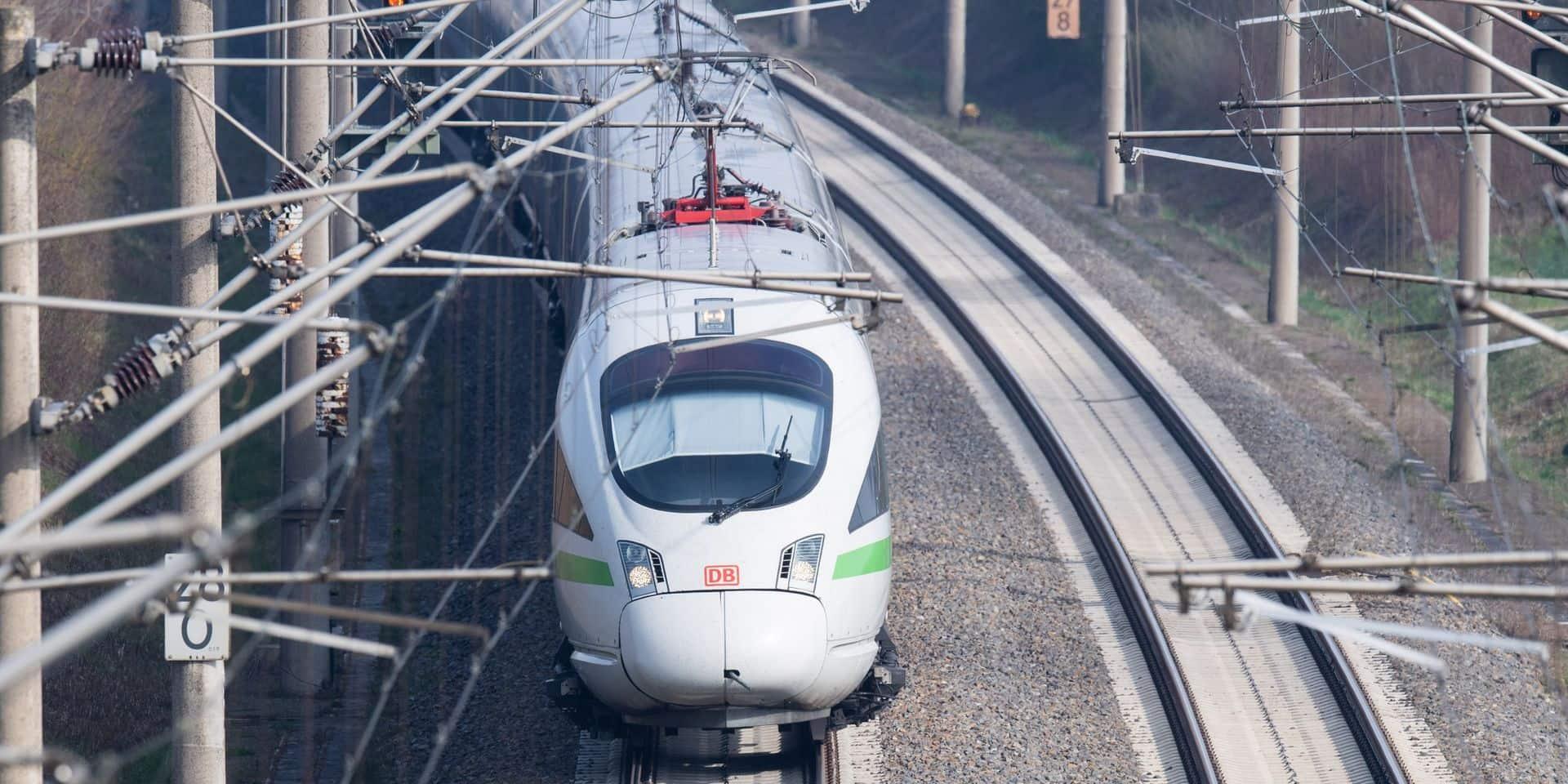 Bruxelles inflige 48 millions d'euros d'amende à la Deutsche Bahn