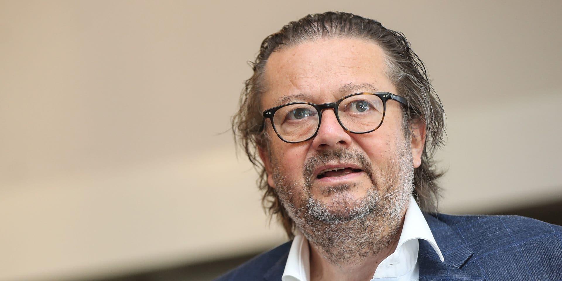 L'entrepreneur Marc Coucke vend la moitié de ses actions Fagron