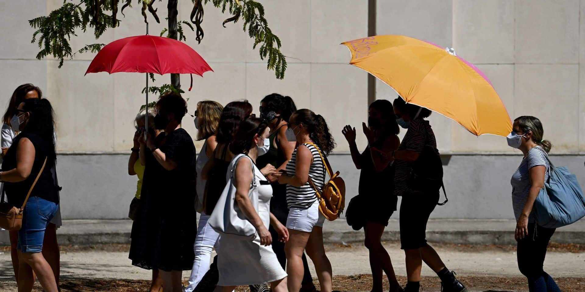 Madrid fait machine arrière après l'annonce de confinements ciblés