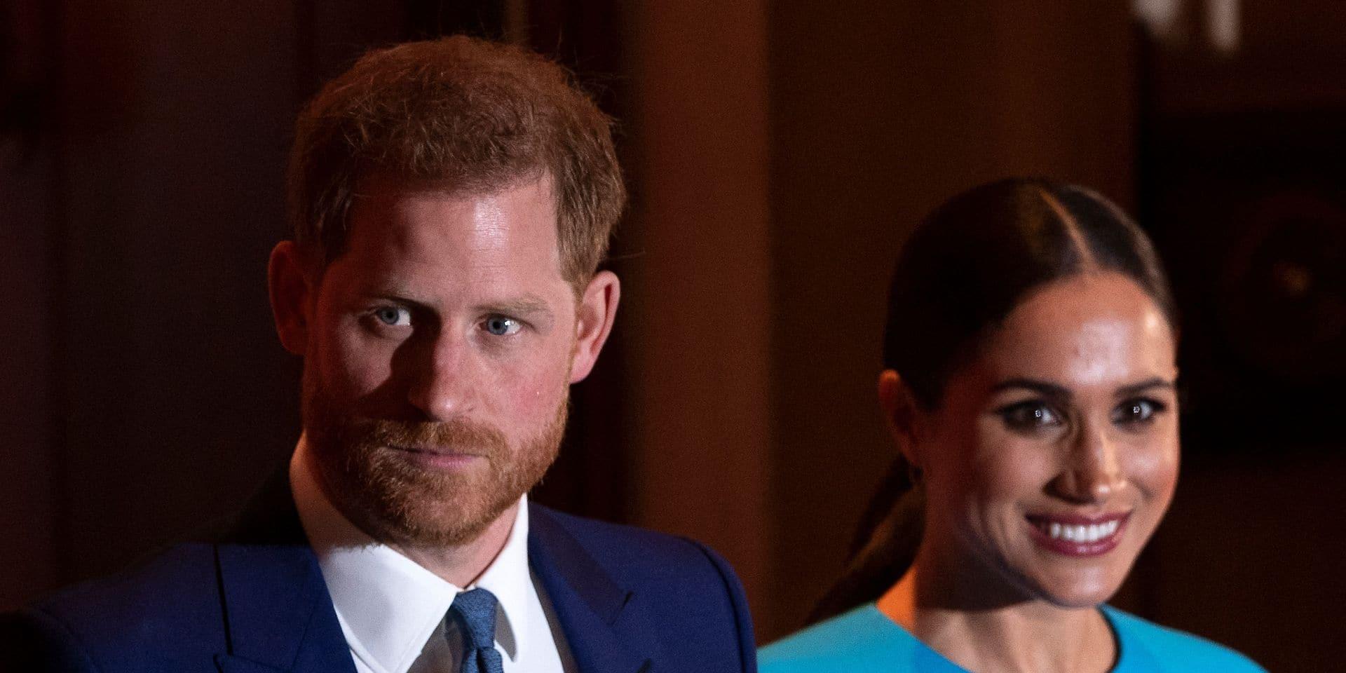 """""""Elle m'a parlé des aspects pratiques du suicide"""": Harry défend Meghan qui voulait mettre fin à ses jours pendant sa grossesse"""