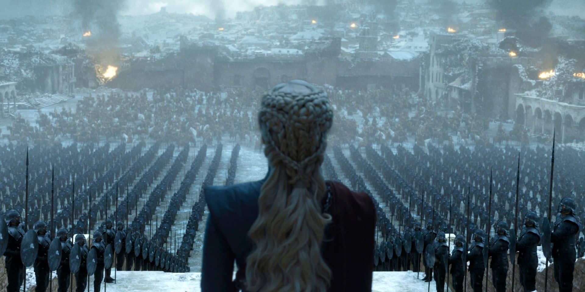 """""""Game of Thrones"""" : voyage en coulisses, jusqu'à la toute dernière garde"""