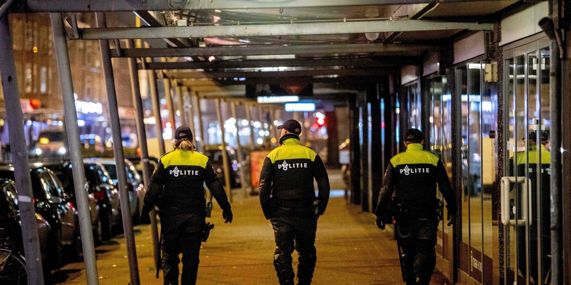 Couvre-feu prolongé jusqu'au 2 mars aux Pays-Bas