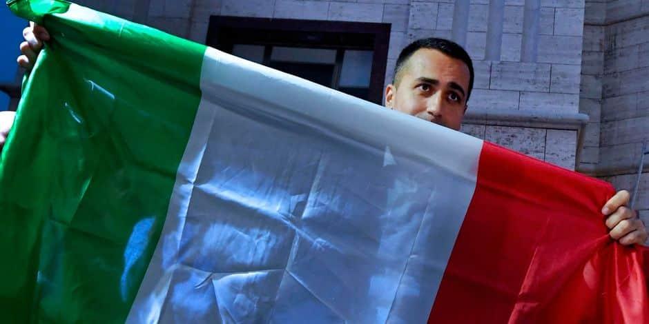 Édito: avec la crise italienne, l'Europe est renvoyée à ses vieux démons - La Libre