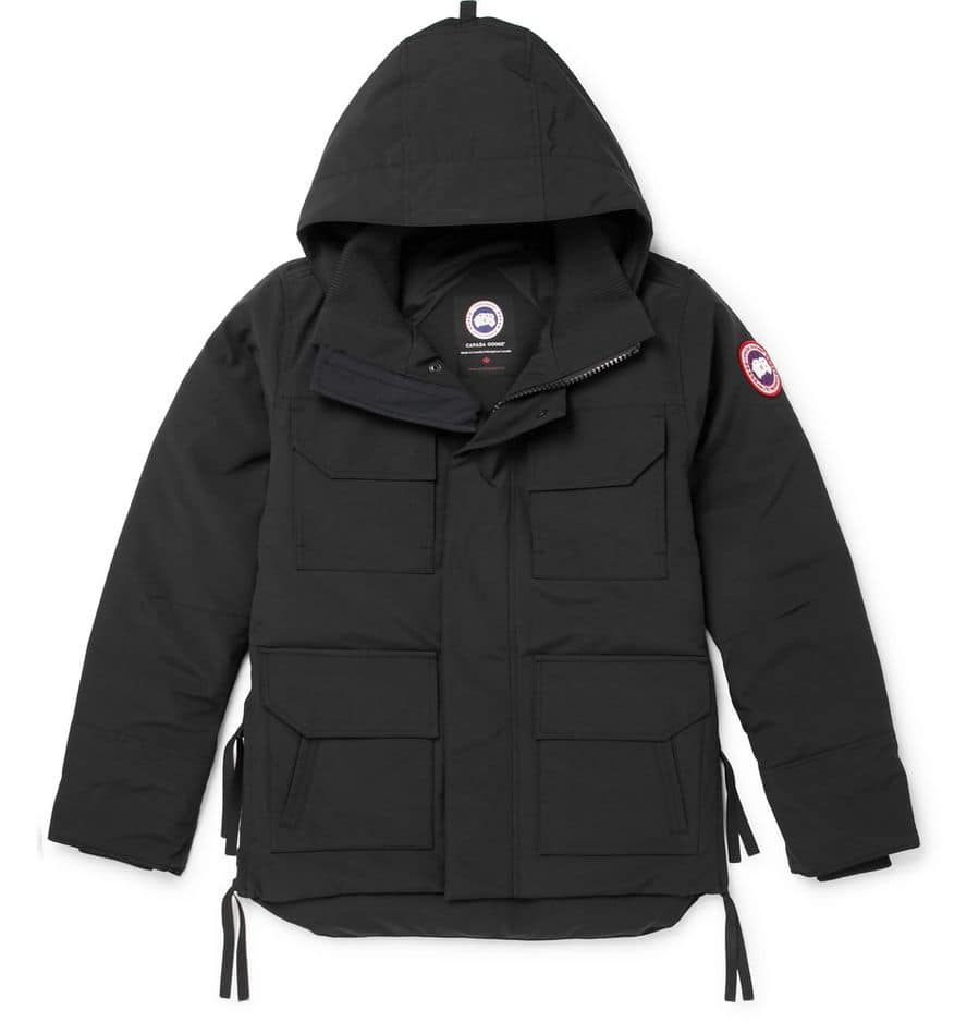 Outdoor: Canada Goose          sur Mr Porter,          815 euros