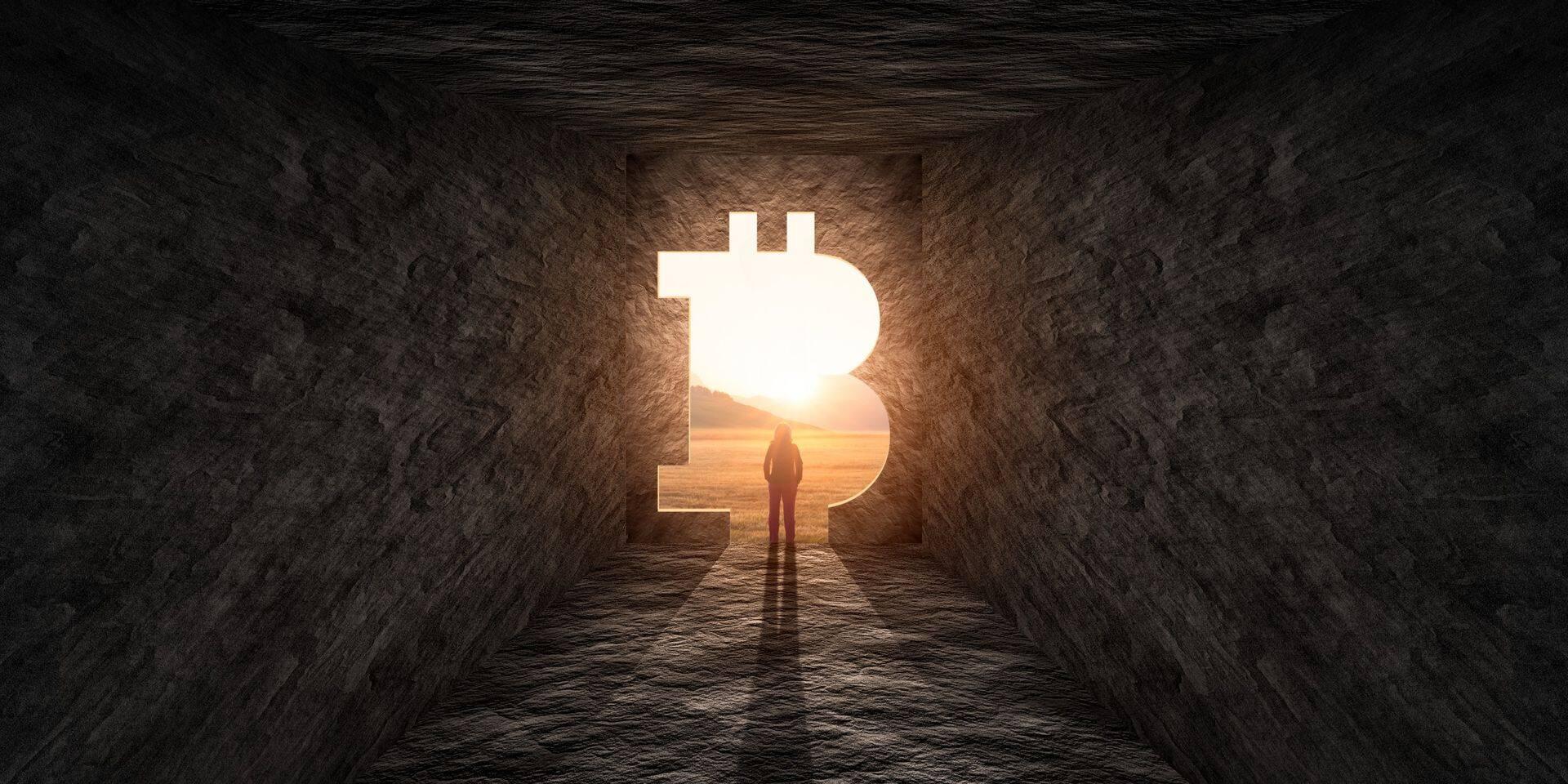 Après un fort plongeon, le bitcoin repasse au-dessus des 50.000 dollars