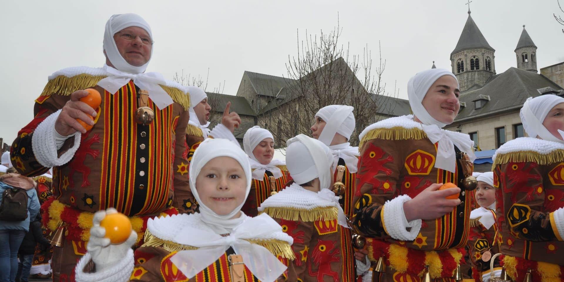 C'est le flou autour du marché de Noël et le carnaval de Nivelles