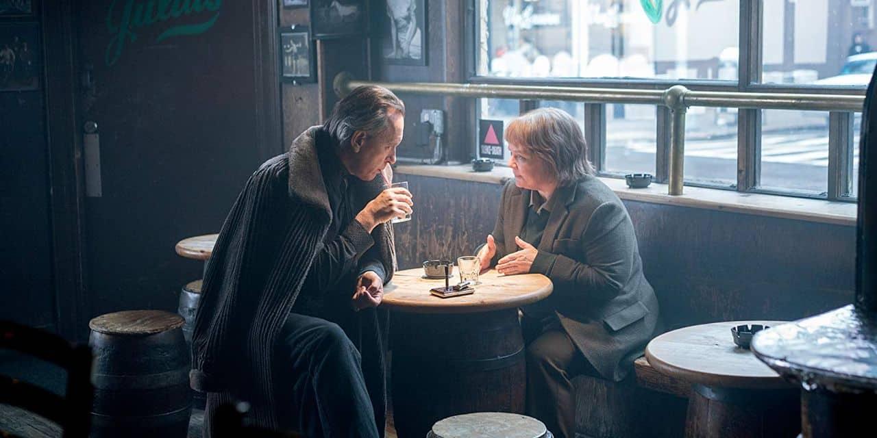 """Melissa McCarthy est irrésistible en faussaire littéraire alcoolique dans """"Can you ever forgive me?"""""""