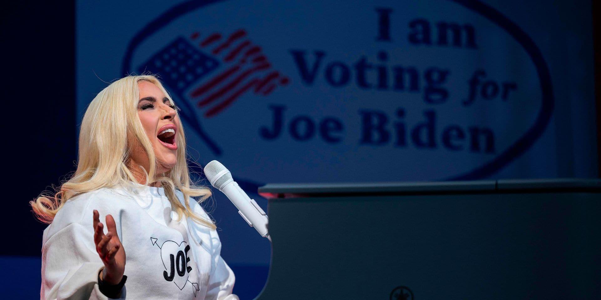 Transition à la Maison Blanche: Lady Gaga chantera l'hymne national lors de la cérémonie d'investiture de Biden