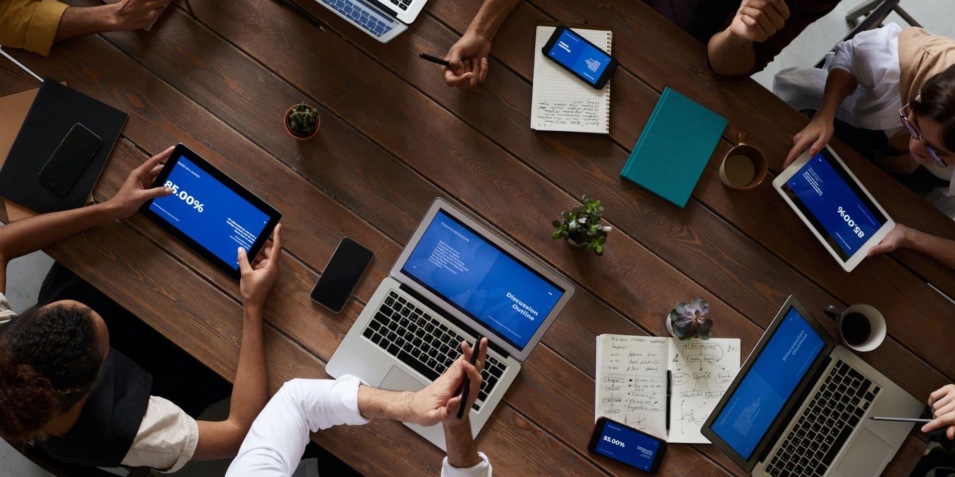 Microsoft et la Région bruxelloise vont accélérer la numérisation des PME