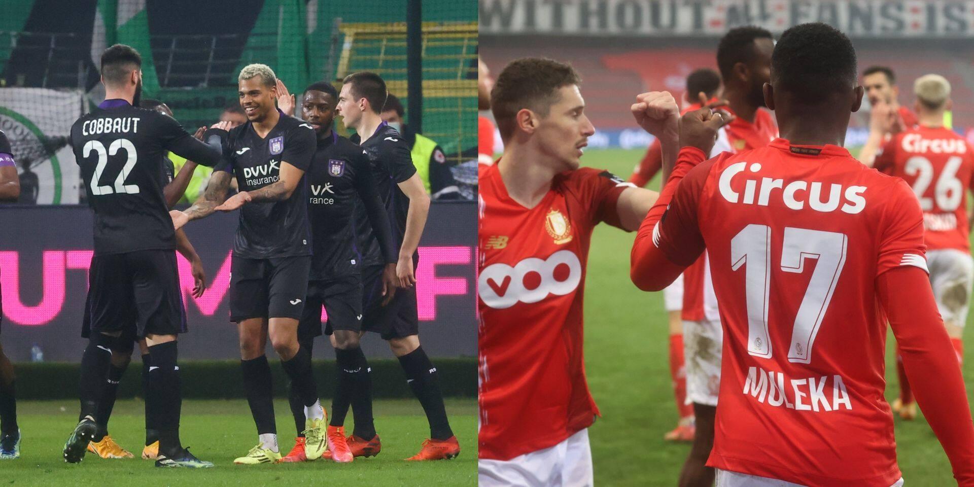 Tirage au sort de la Croky Cup: un possible Clasico pour la finale de la Coupe de Belgique !
