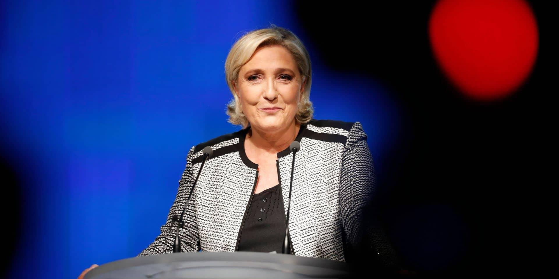 Edito: 2022, l'année de Marine Le Pen?