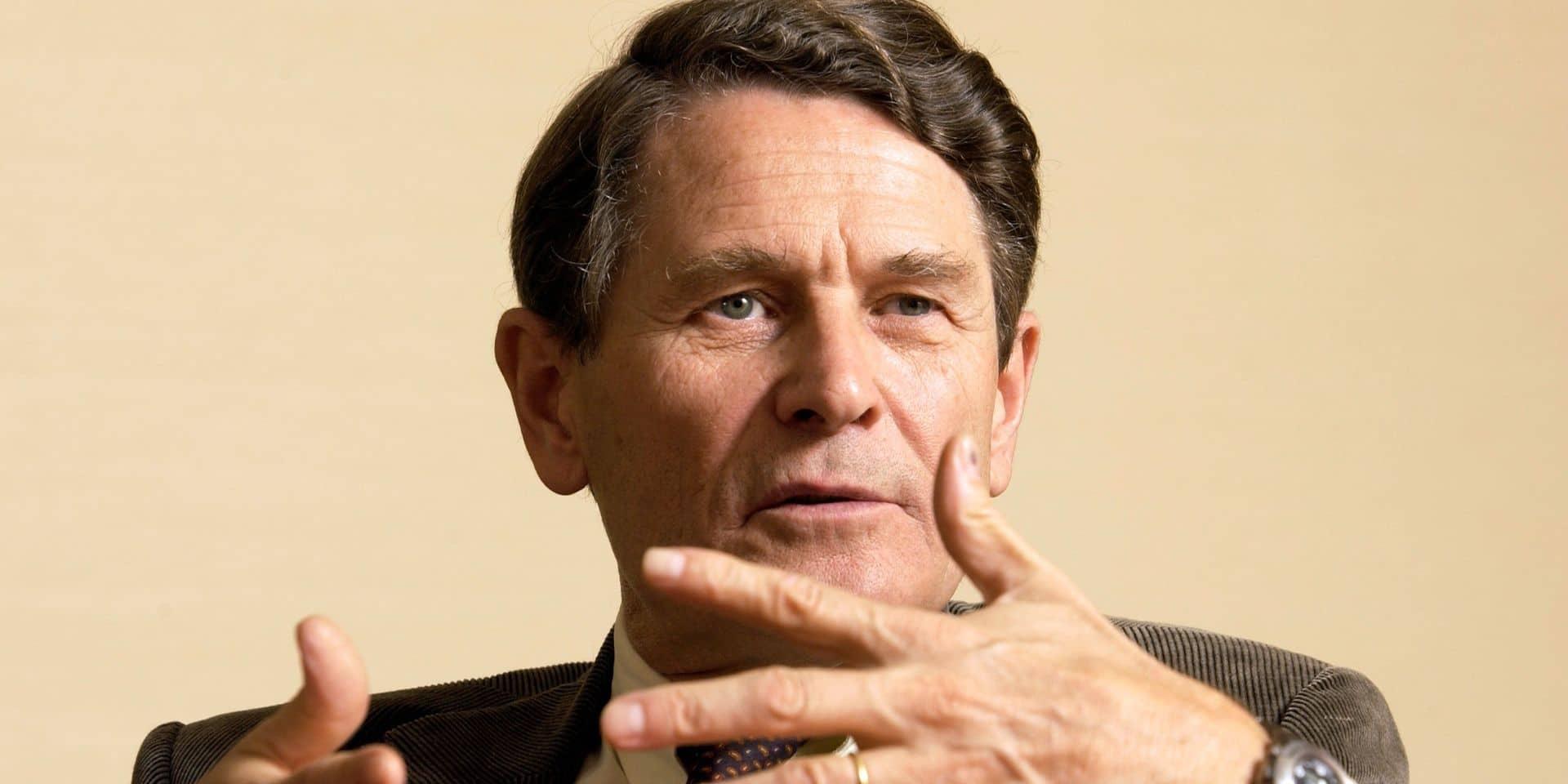 Décès de Philippe Bodson: portrait d'un patron qui a marqué les 30 dernières années de la vie économique belge