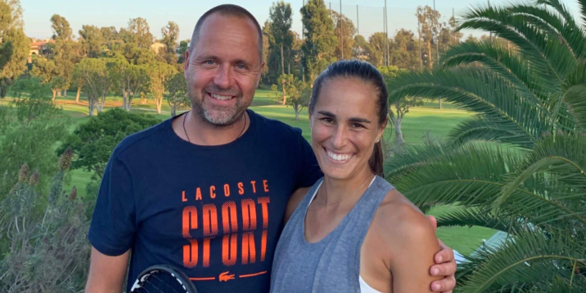 Nouveau challenge pour Philippe Dehaes avec Monica Puig