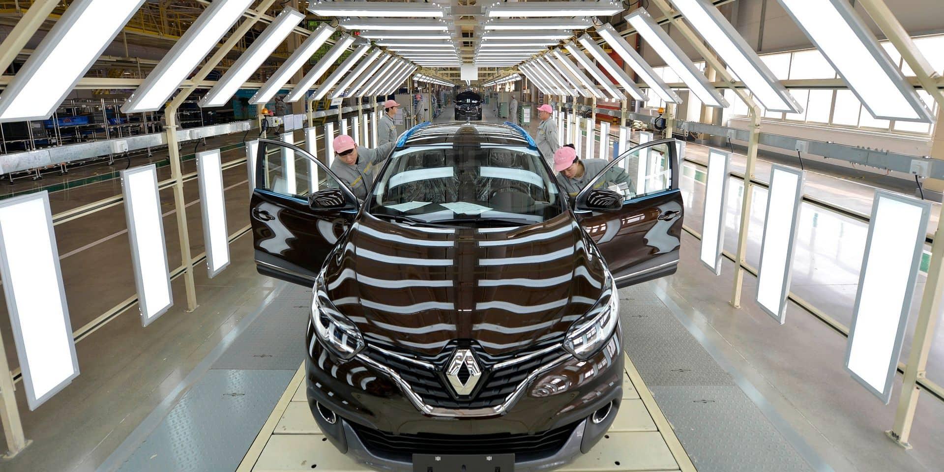 """Plan social chez Renault: """"Nous n'avons pas pour habitude de laisser les gens au bord de la route"""""""