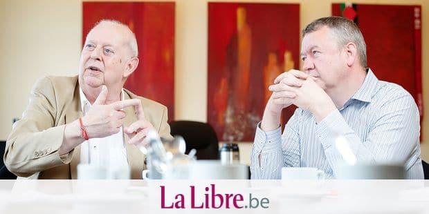 Interview croisée avec Michel Jadot (Président de Solidaris) et Robert Vertenueil (Secrétaire général de la FGTB)