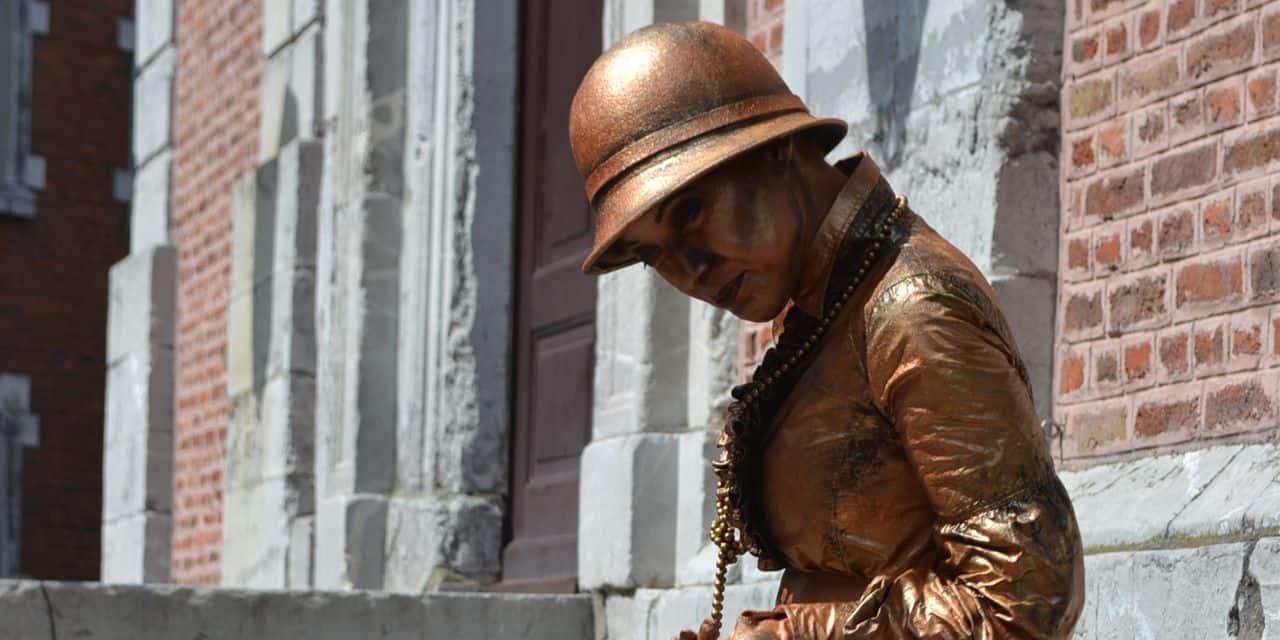 Statues en Marche : plus de 20.000 visiteurs le premier jour