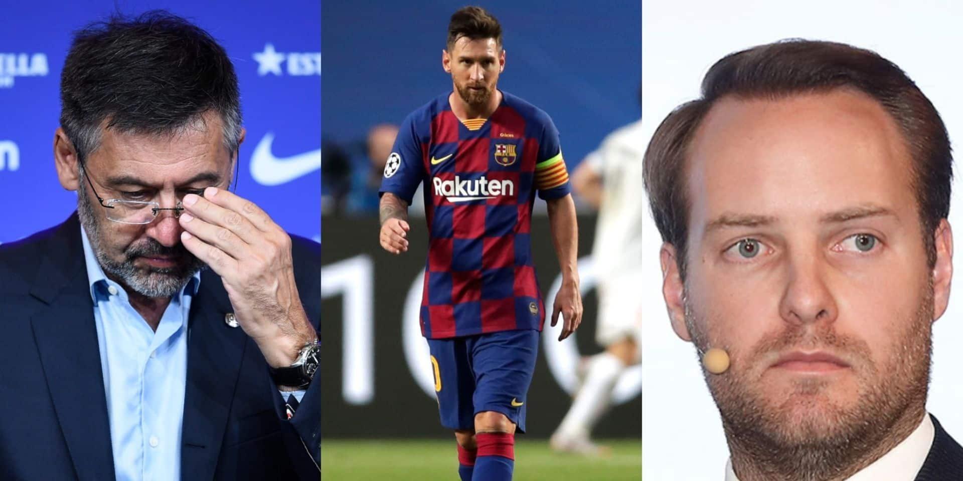 """""""Un pion crucial"""": qui est l'avocat belge qui devra affronter Messi ?"""