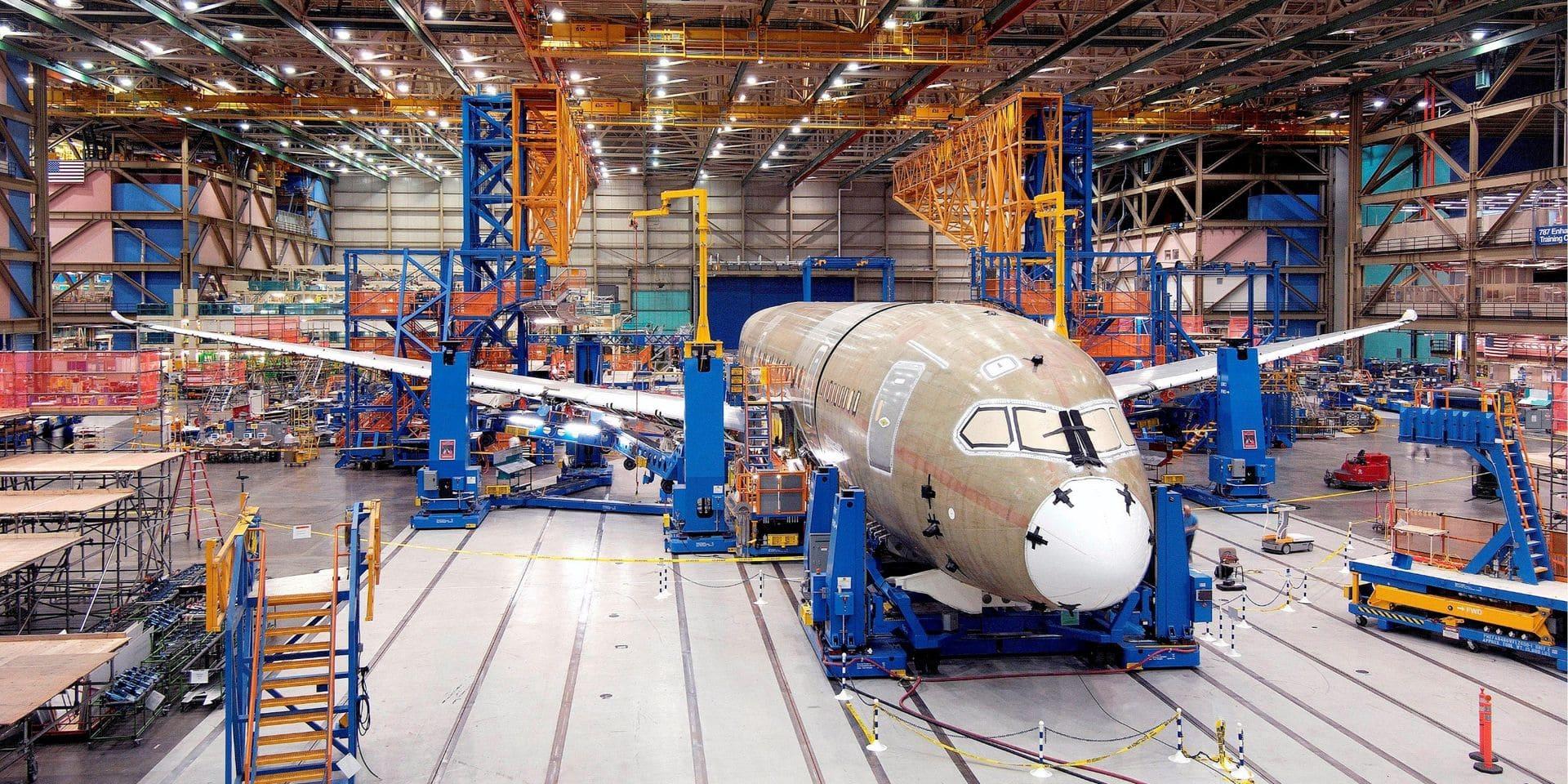 Le régulateur américain enquête sur des défauts de fabrication du Boeing 787