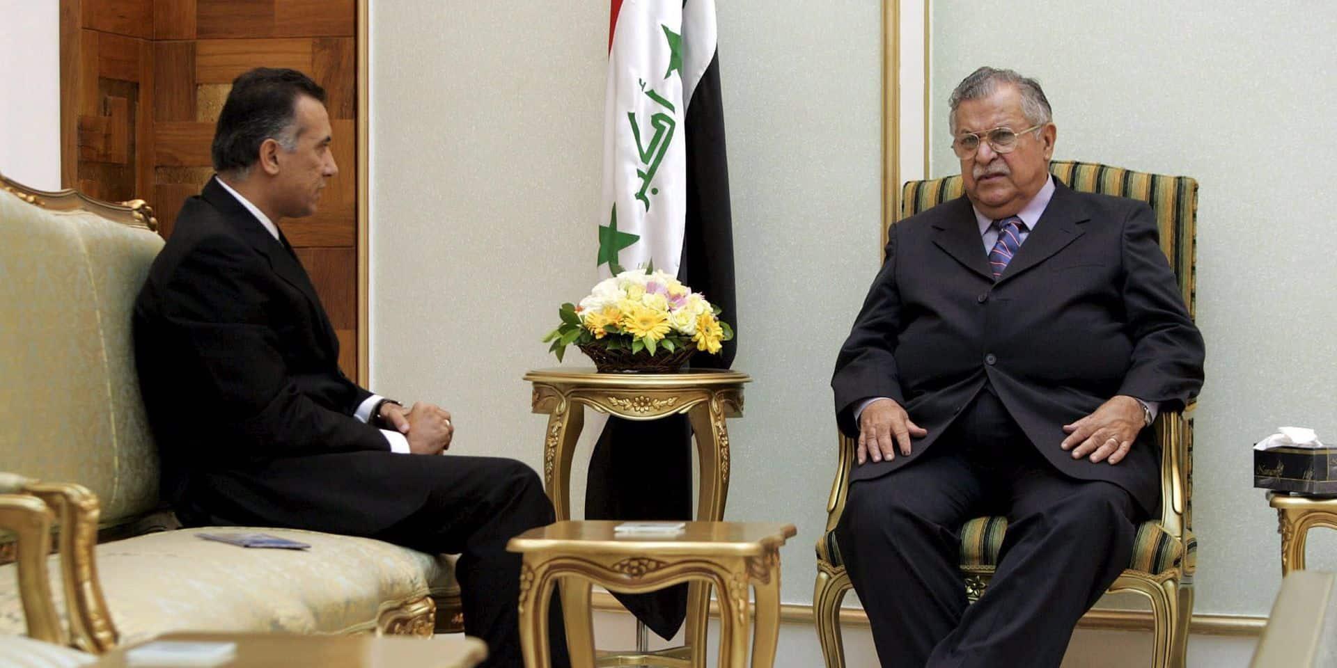 Une première sous haute tension en Irak: des pro-Iran arrêtés pour des roquettes contre des Américains