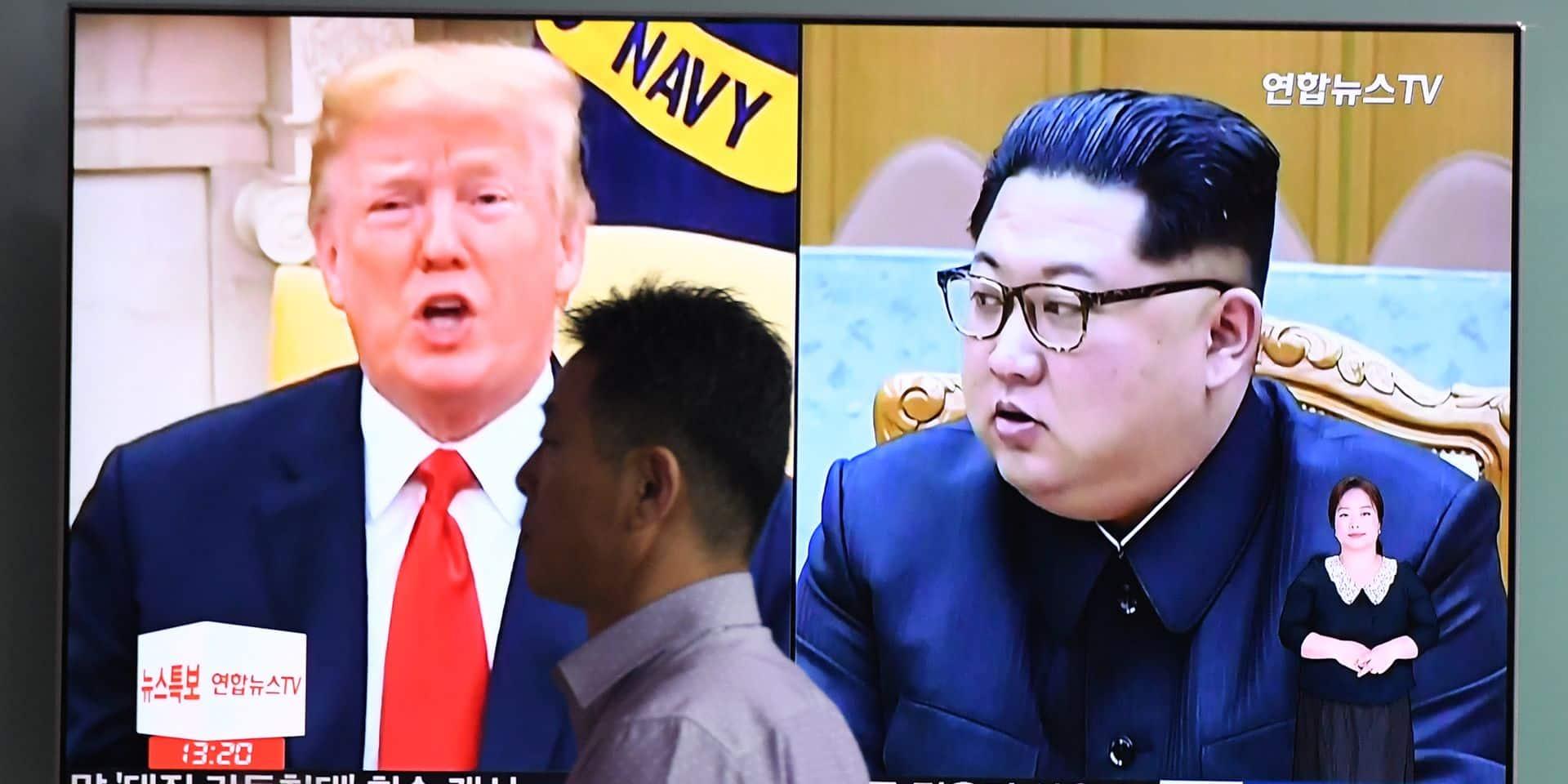 Bombes atomiques et normalisation, les enjeux du sommet Kim-Trump