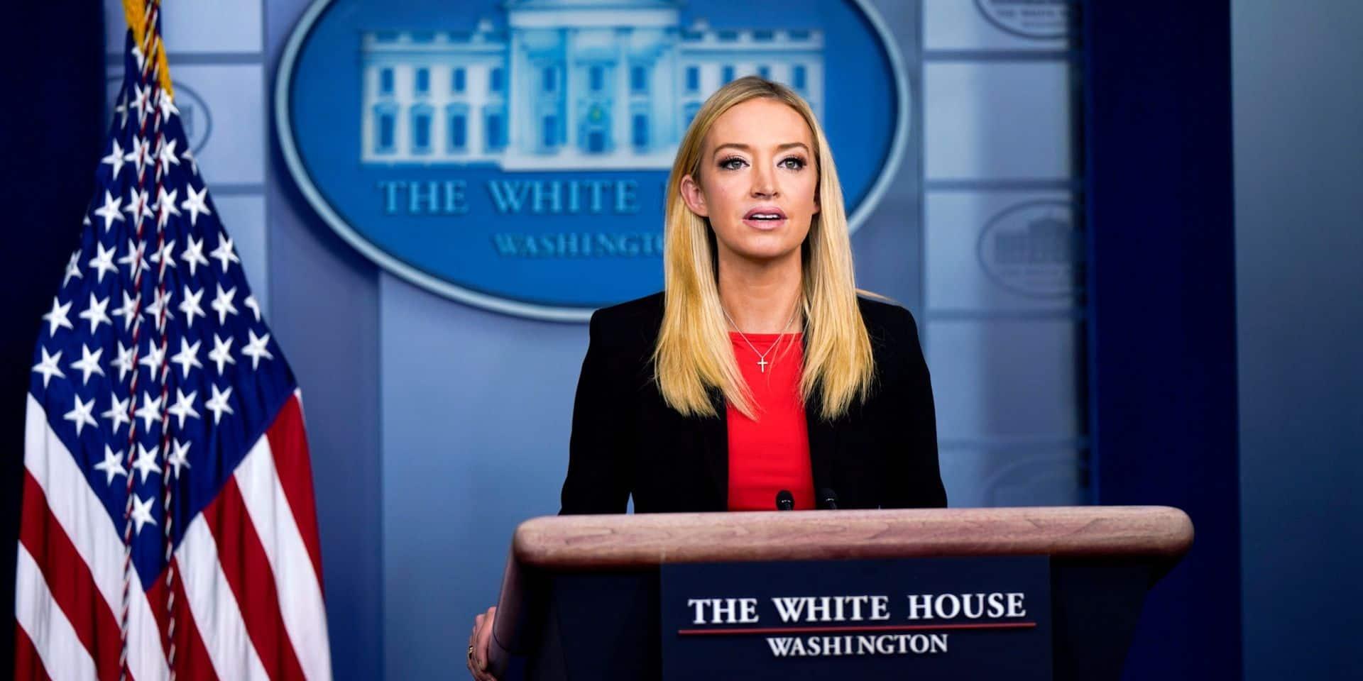 L'ancienne porte-parole de Donald Trump rejoint Fox News