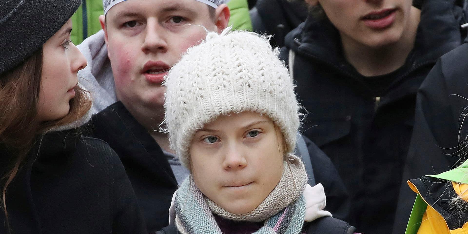 """Greta Thunberg est en deuil: """"C'est l'une des plus belles personnes que j'ai jamais rencontrées"""""""