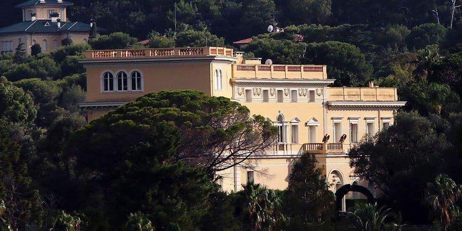 L'ex-villa de Léopold II à Saint-Jean-Cap-Ferrat a trouvé preneur