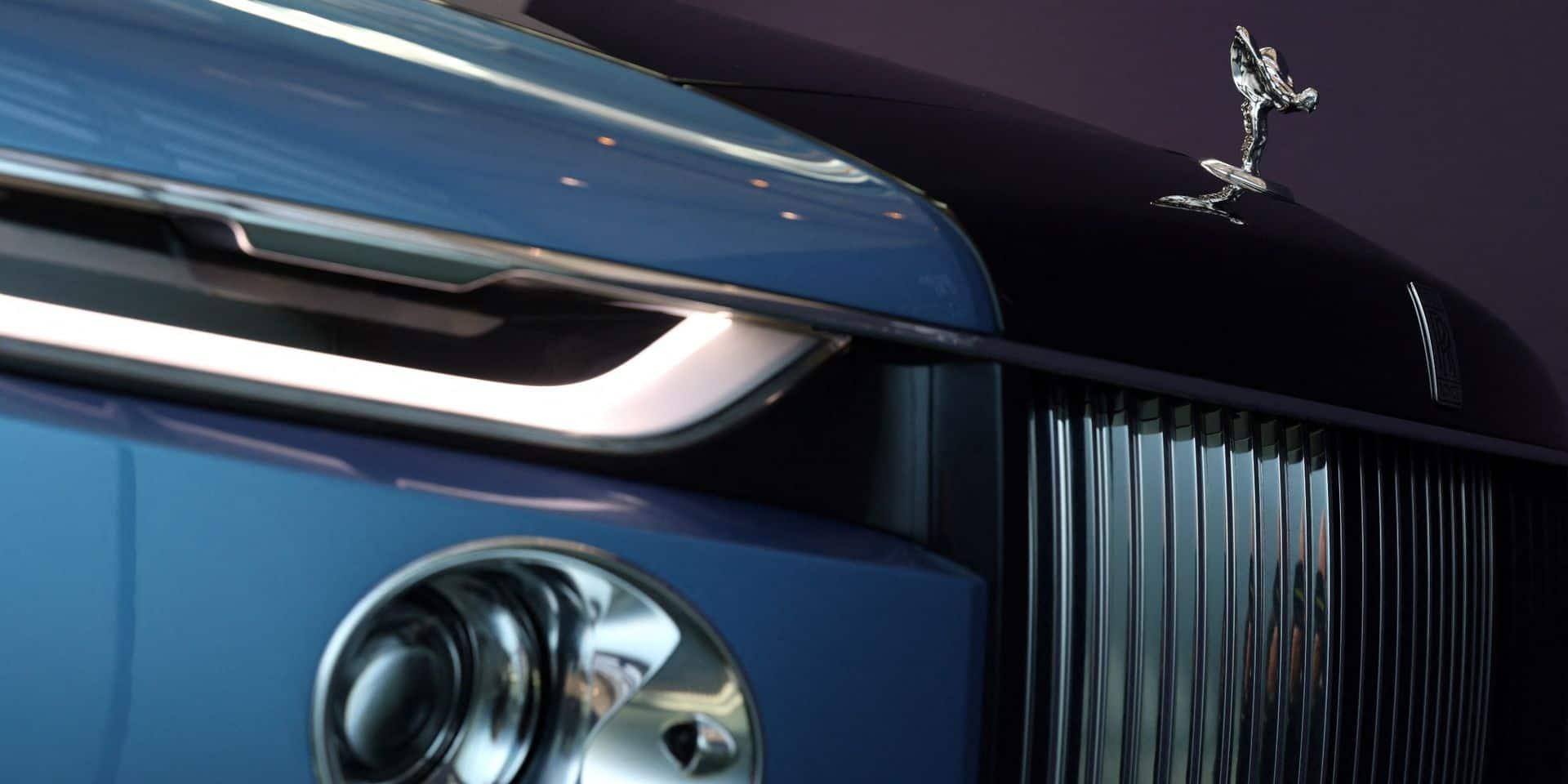 Lamborghini, Ferrari, Rolls-Royce... : le marché des voitures de luxe redémarre en trombe