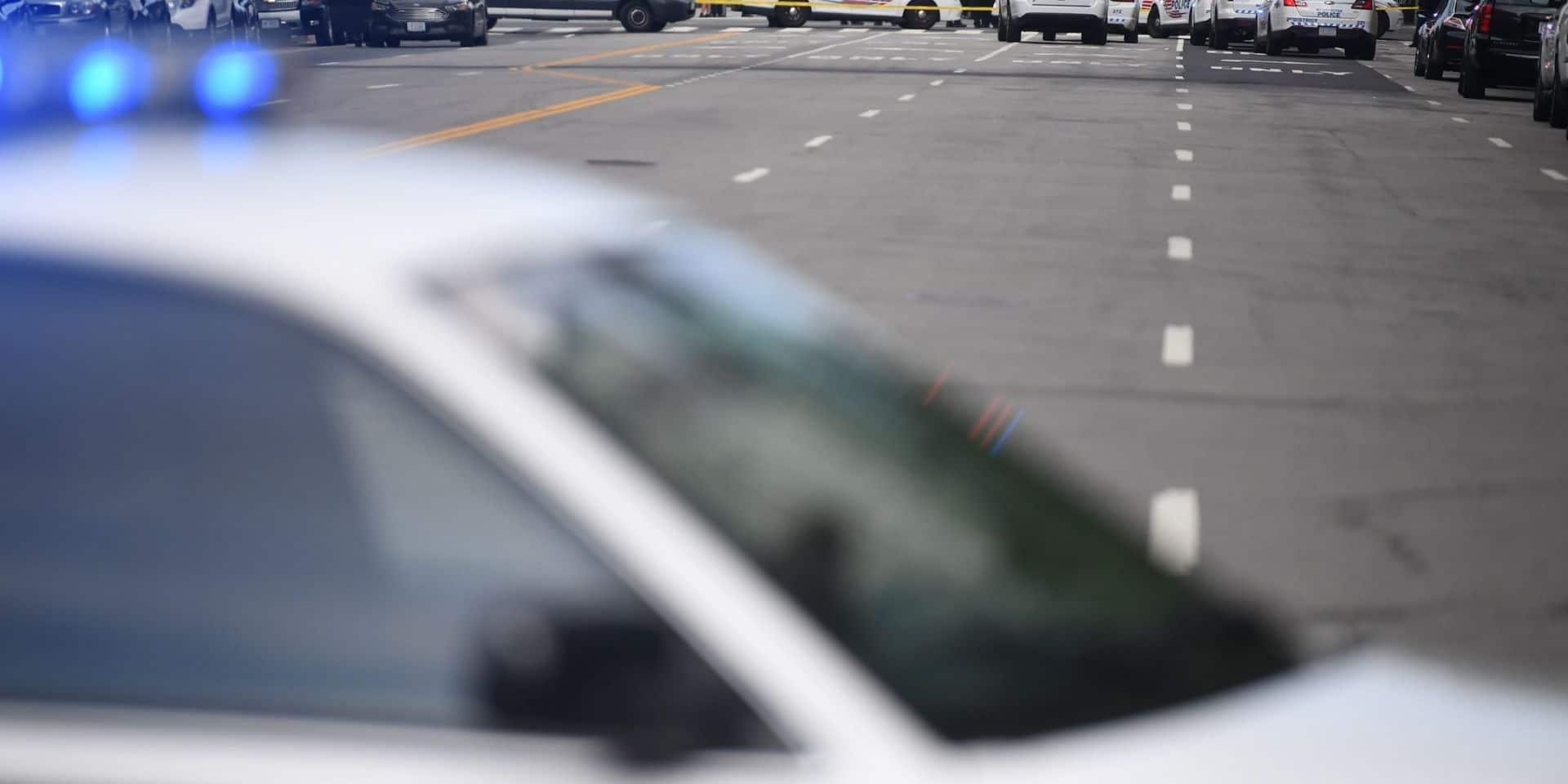 Nouvelle fusillade aux Etats-Unis: au moins 17 blessés