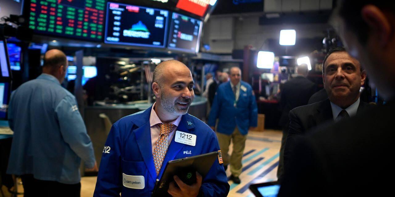Wall Street en hausse, soutenue par Boeing et Caterpillar