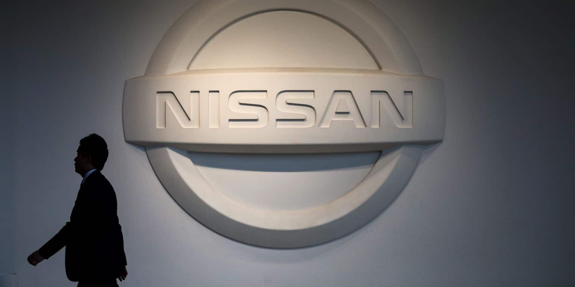 Nissan: le bénéfice plonge de 57% et la chute va continuer