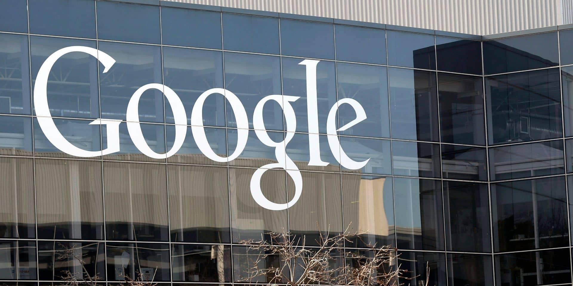 Enquête antitrust: Google contraint de fournir des informations au ministère de la Justice