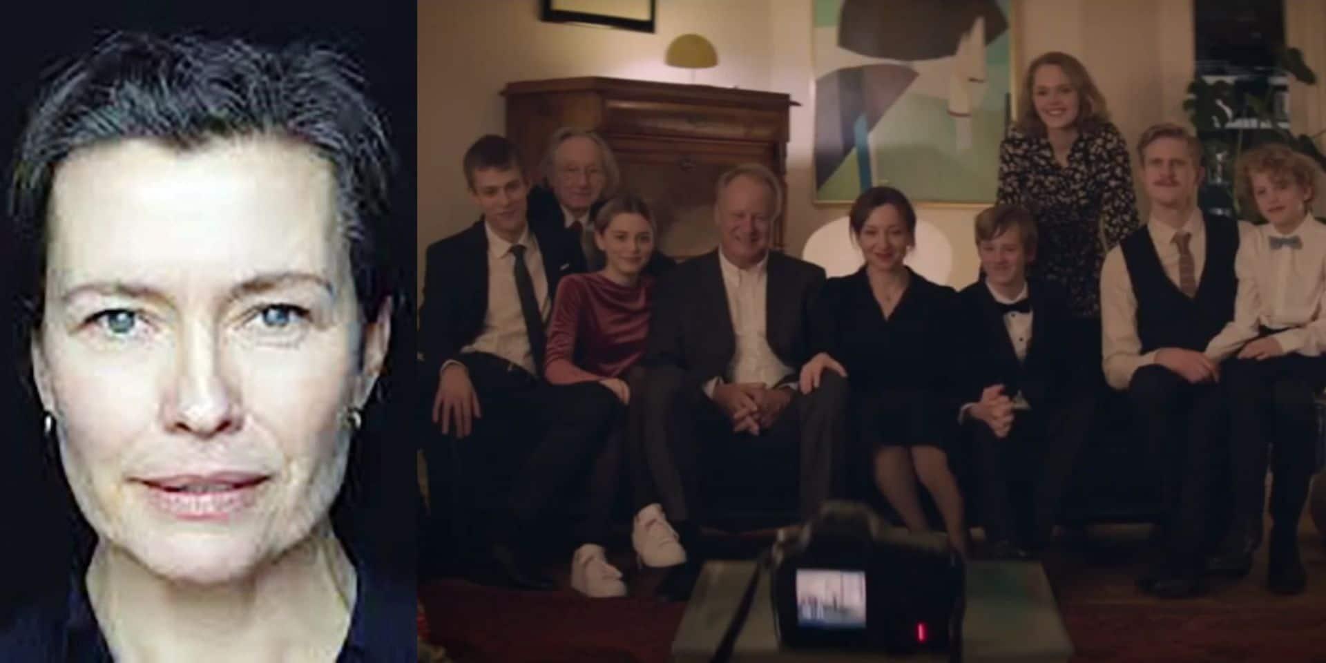 """Maria Sødahl raconte son expérience dans un film: """"J'ai demandé à mes enfants quels souvenirs ils gardaient de moi, quel monstre ils avaient vu ?"""""""