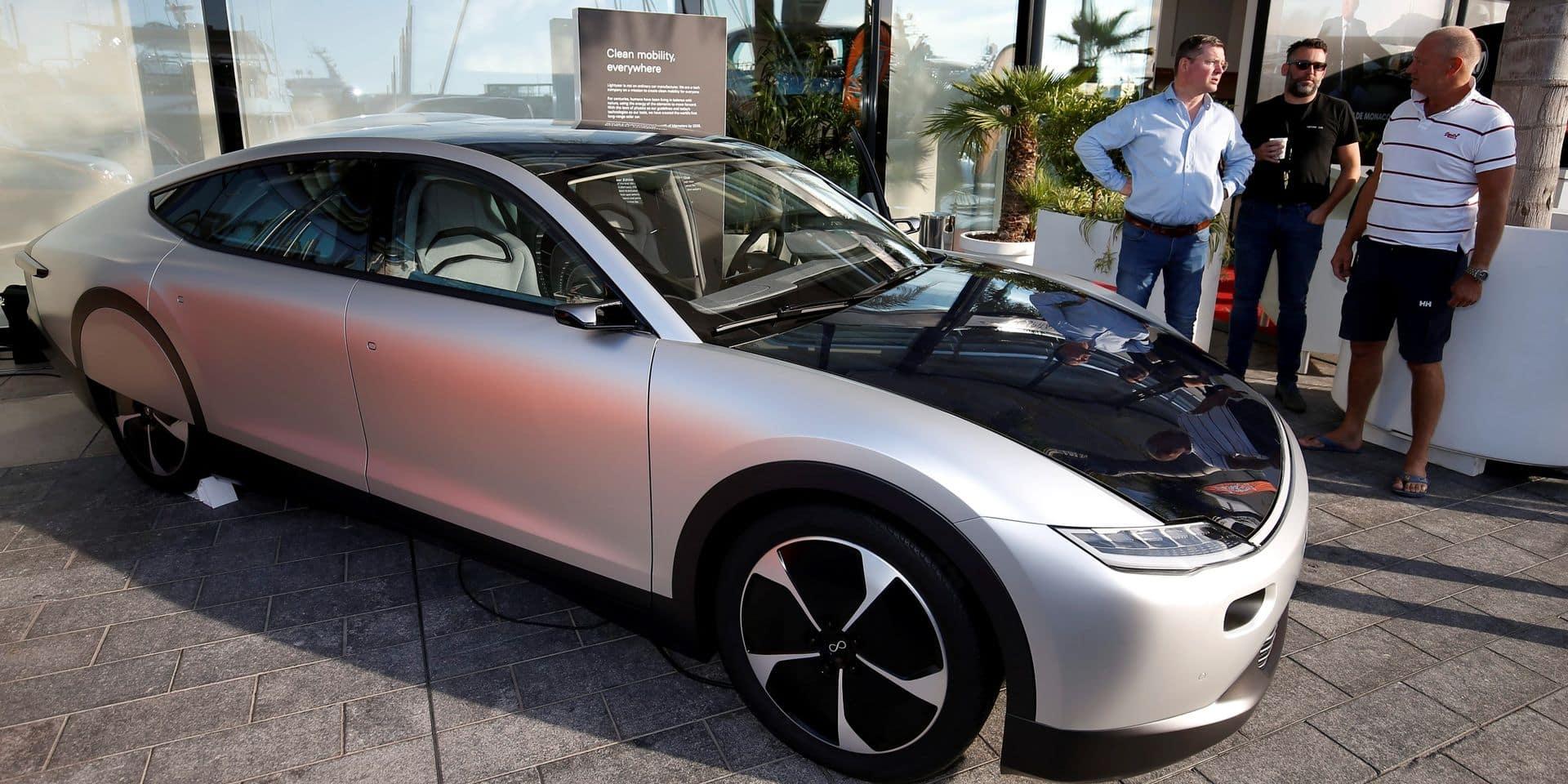 Lightyear et Bridgestone vont lancer leur voiture électrique solaire à la fin de l'année