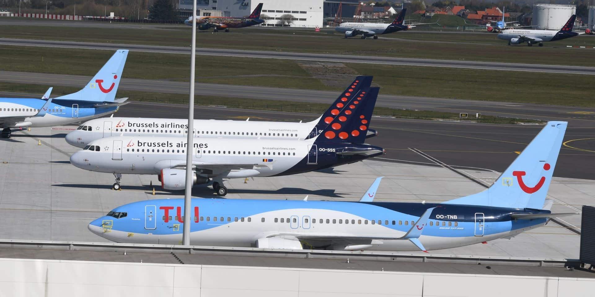 TUI et Brussels Airlines fondent de nombreux espoirs sur les voyages lors des vacances de Pâques.