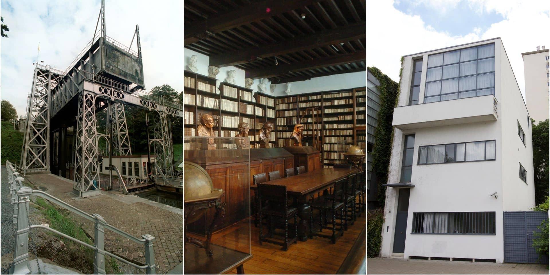Top 10 des lieux et bâtiments extraordinaires inscrits à l'Unesco à visiter en Belgique