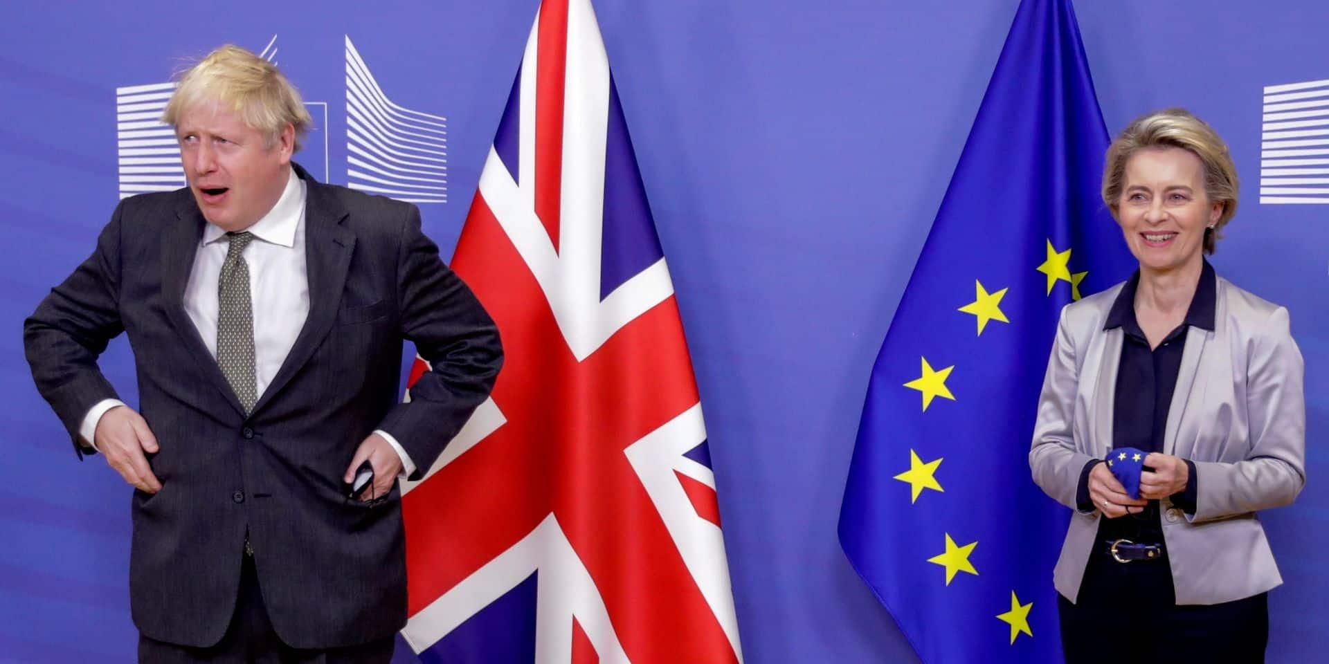 Passeport, travail, frais de roaming : ce qui change concrètement pour les Belges après l'accord sur le Brexit