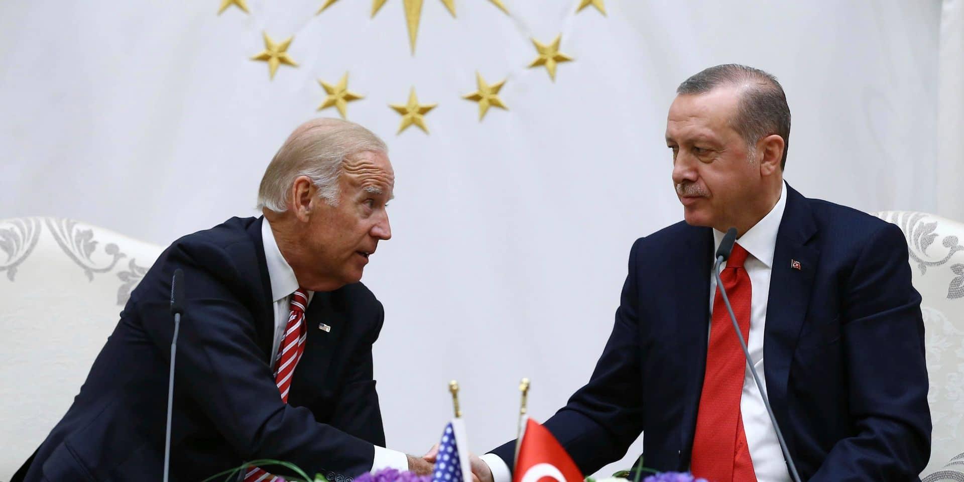 Malgré la mise en garde d'Erdogan, Biden reconnaîtra bien le génocide arménien ce samedi