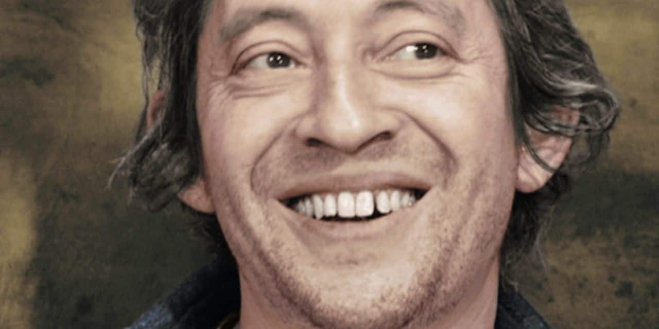 Gainsbourg comme vous ne l'avez jamais vu ! - lalibre.be