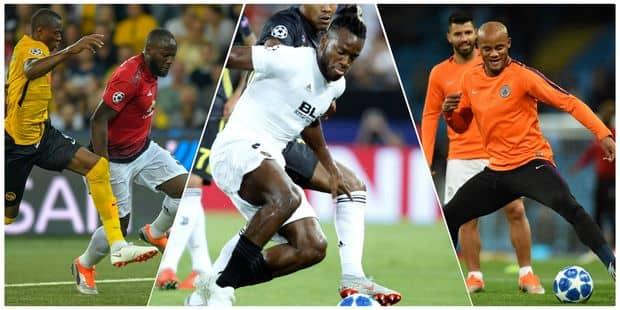 Les Belges à l'étranger: Denayer et Lyon surprennent City, défaite de Valence et Batshuayi contre la Juventus - La Libre