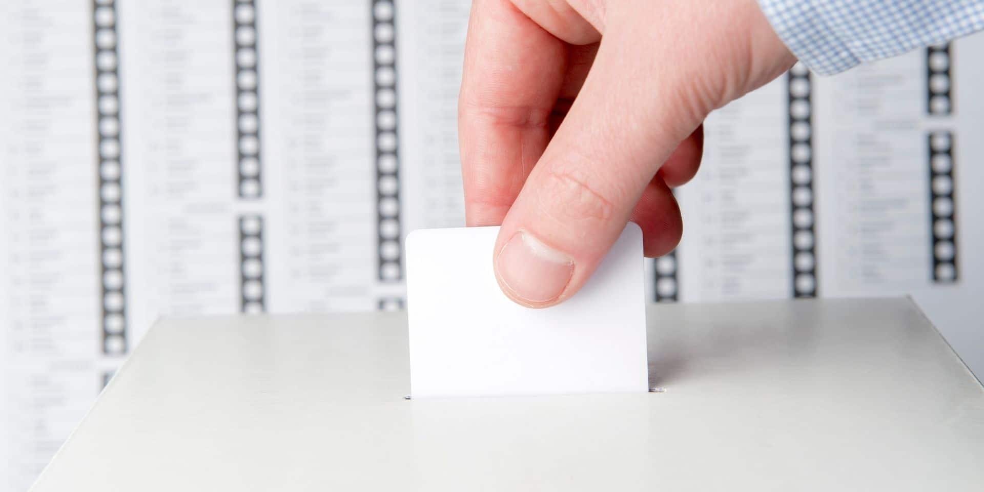 Si les Belges doivent retourner voter, combien coûterait ce nouveau scrutin ?