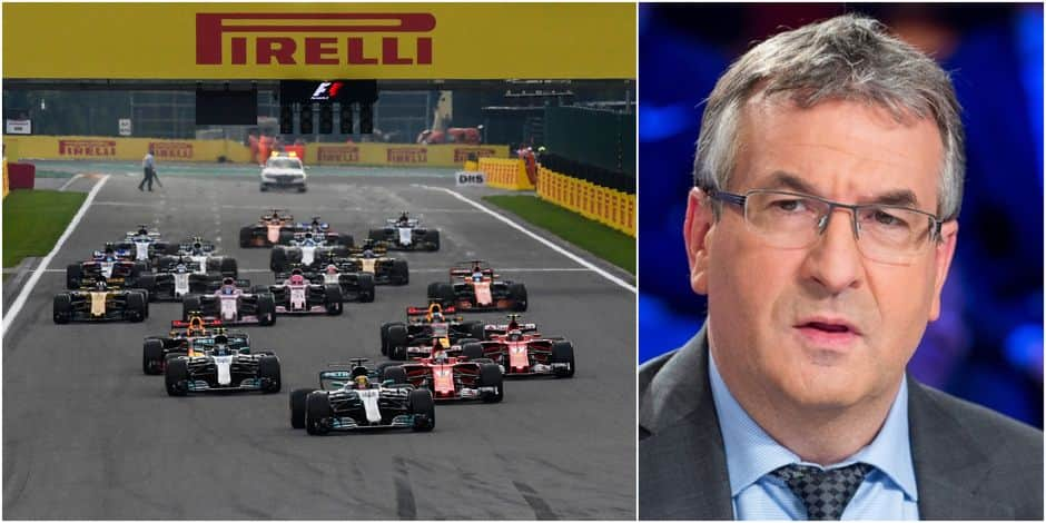 La F1 en Belgique jusque 2021