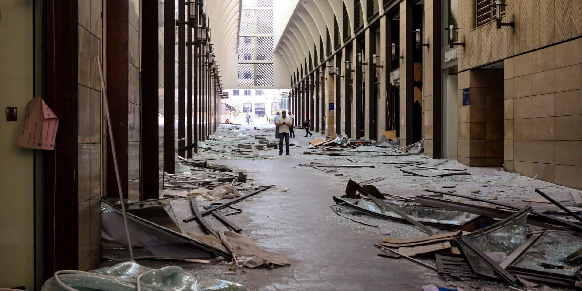 """Interpol envoie une équipe d'experts à Beyrouth : """"L'expérience d'Interpol peut apporter une aide précieuse"""""""
