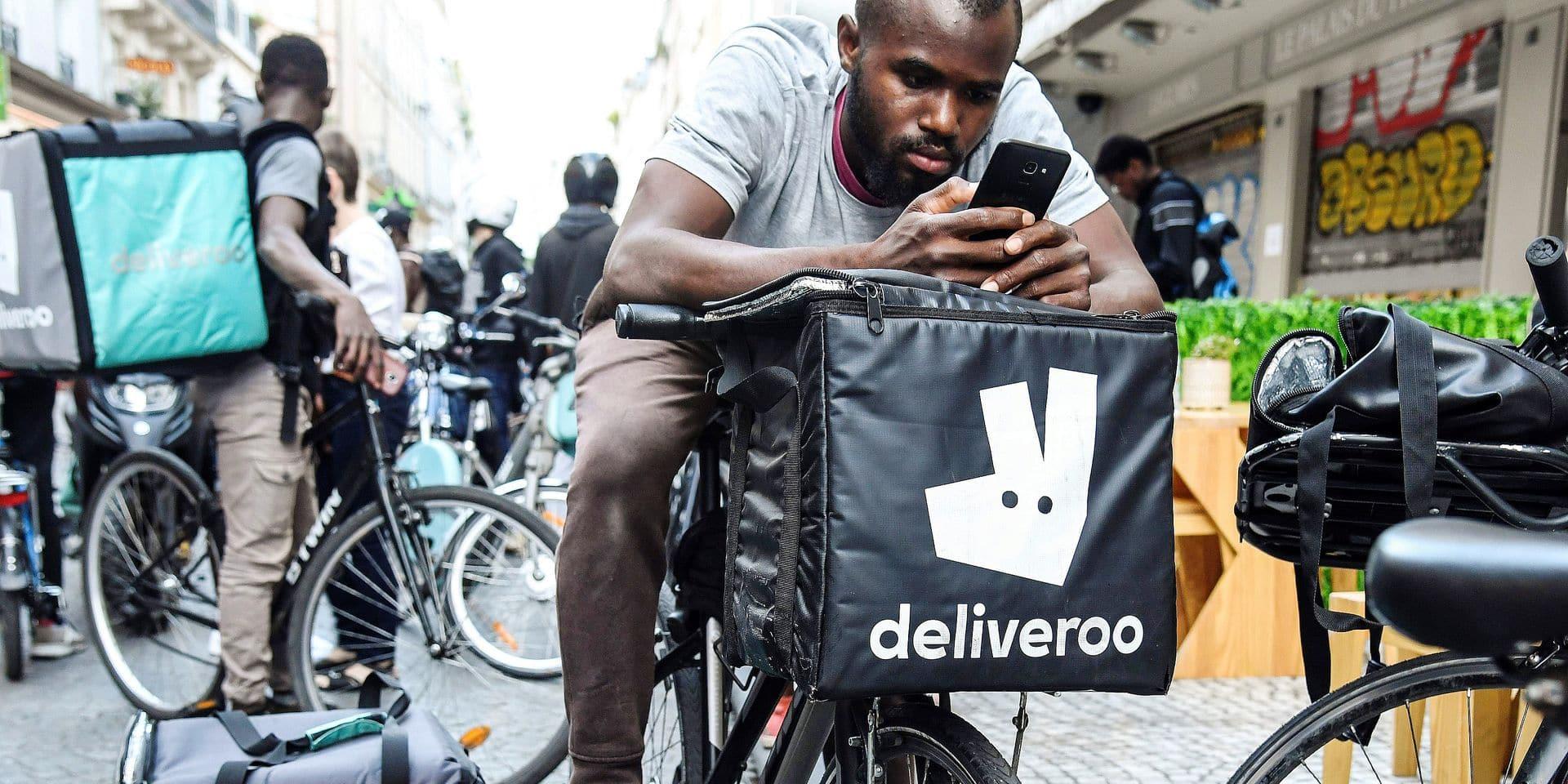 """""""Les livreurs Deliveroo ne gagnent même pas 10 € de l'heure"""""""