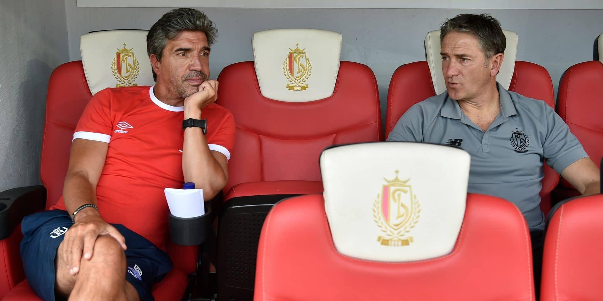 Le Standard s'impose facilement dans le deuxième match contre Reims (3-0)