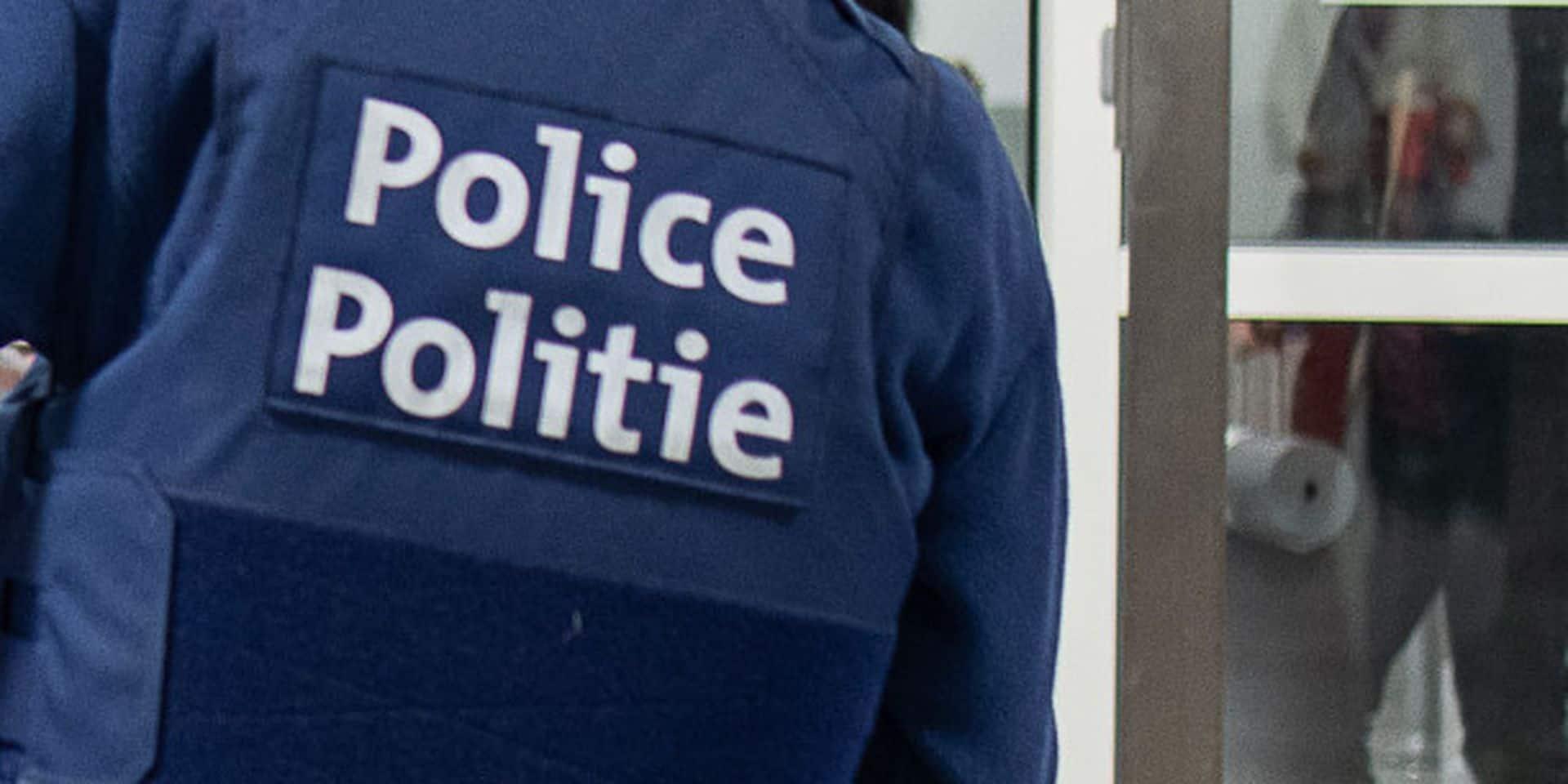 Potentiel cluster du variant brésilien en Belgique: un policier contaminé, des dizaines d'autres infections possibles